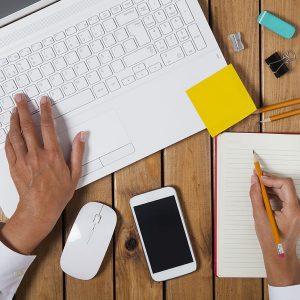 כתיבת תוכן ובניית אתרים
